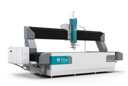 Flow Mach 300 waterjet